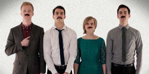 mustache for blog